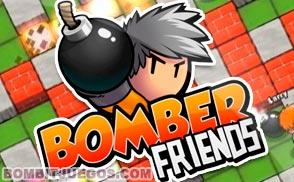 Juego Bomber Friends En Línea Bomberman