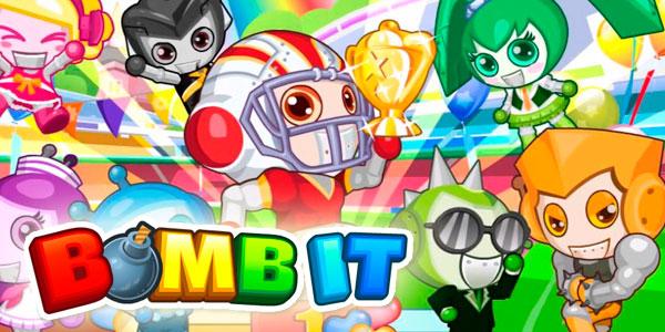 Juegos de Bomb It